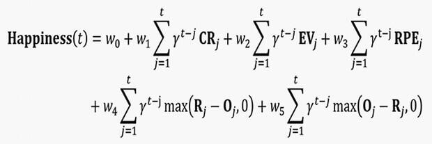 формула на щастието