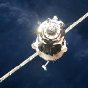 Пилотиран кораб Союз TMA-18M. (24space.ru)
