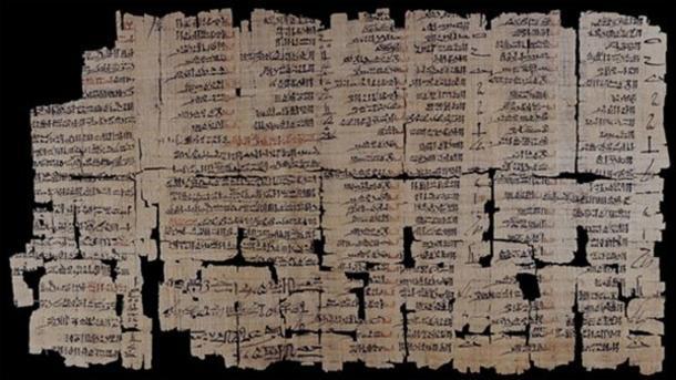 Египетската Книга на сънищата. (The British Museum)