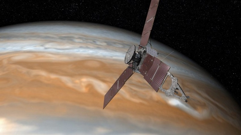 NASA's Juno Spacecraft to enter Jupiter's orbit
