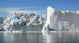 Глетчерът Jakobshavn Isbrae, Гренландия