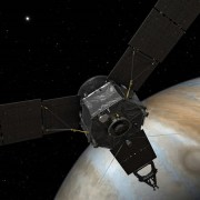 NASA's Juno spacecraft at Jupiter