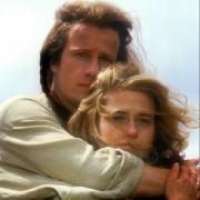 Кадър от филма Highlander от 1986 с Кристоф Ламберт и Шон Конъри