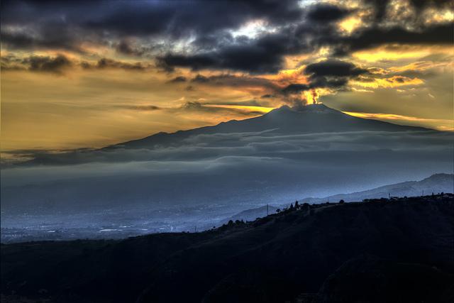 Планината Етна. Toby Charlton-Taylor