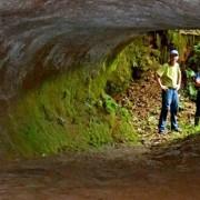 Палео-тунел. Снимка Хайнрих Франк