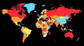 Визуализация на четирицветната теорема