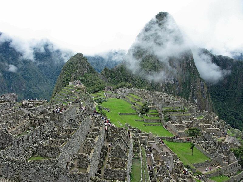 Мачу Пикчу, град на инките, pixabay.com