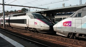 Влакове TGV на SNCF, pixabay.com