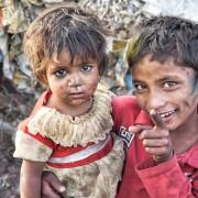 Деца от индийско гето, pixabay.com