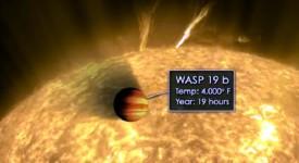 WASP 19 b