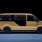 VW MOIA e ван със специално предназначение: споделени автономни градски пътувания.