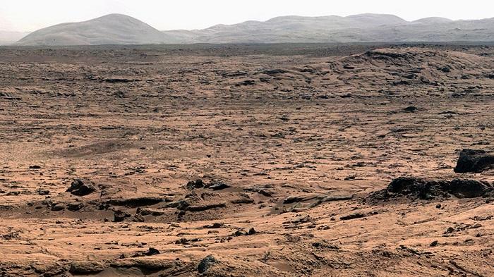 Марс, НАСА