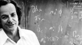 Ричард Фейнман (Briola giancarlo/Wikimedia Commons)