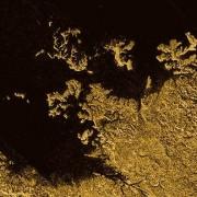 Лигея маре, второто най-голямо езеро на Титан