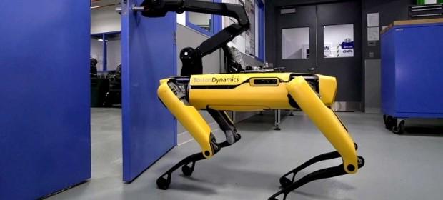 Boston Dynamics /YouTube
