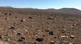Сухият център на пустинята Атакама. PNAS
