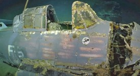 USS Lexington / (R/V Petrel)