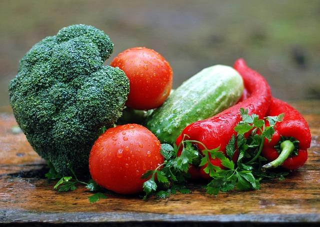 Зеленчуци, който не яде ... / pixabay.com