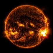Слънцето. Снимка НАСА