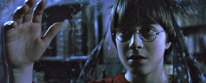 (Harry Potter, J. K. Rowling/Warner Bros)
