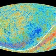 Изображение на космическия микровълнов фон (CMB) Credit: ESA and the Planck Collaboration