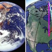 Учените от НАСА установиха, че подскачането на Земята при въртенето около оста й се е засилило и причина за това са и човешките дейности.