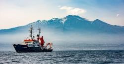 Вулканът Етна, снимка д-р Феликс Грос / Dr. Felix Gross