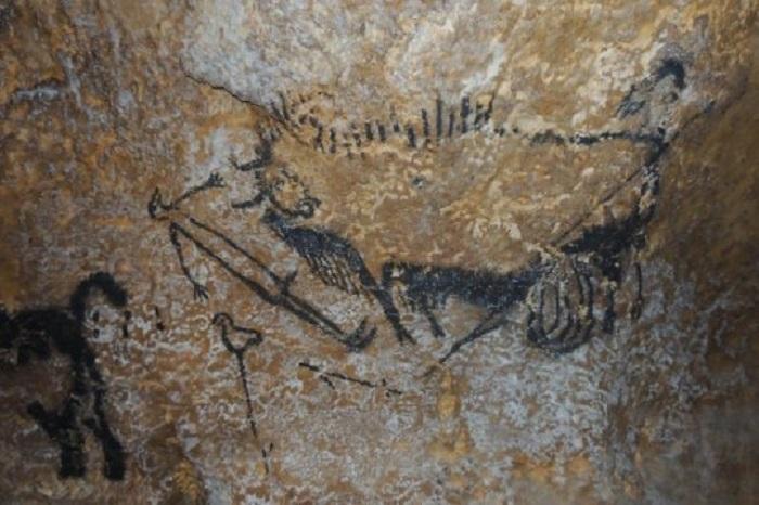 Някои от най-старите пещерни рисунки предполагат, че древните са имали доста добро понятие за астрономия. Credit: Alistair Coombs