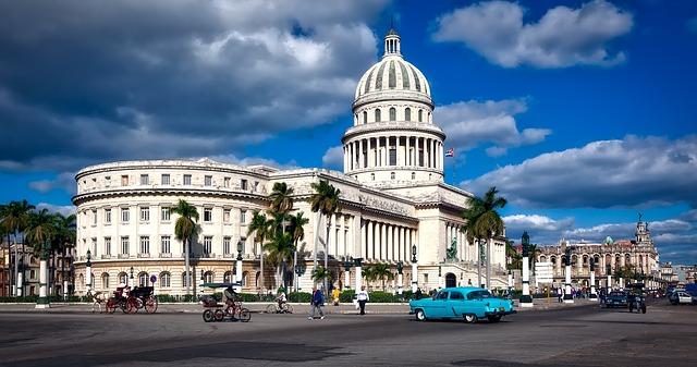 Хавана, Куба, pixabay.com