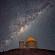 Млечния път над космическа обсерватория в Чили/ ESO