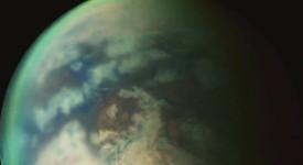 Луната на Сатурн Титан