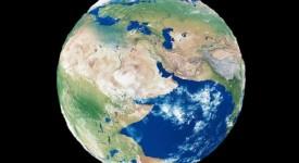Преди около 320 милиона години се е формирал суперконтинент Пангея